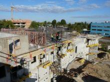 Stavba - podzim 2015