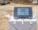 Foundation stone of the Veselská Residence laid